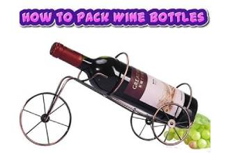 Moving Tips: How to Pack Wine Bottles